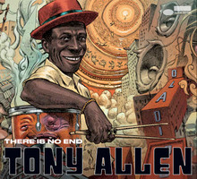Tony Allen - There Is No End (CD)