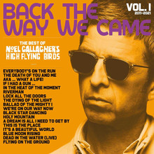 Noel Gallagher's High Flying Birds Back The Way We Came Vol. 1 2011-2021 (DELUXE BOX SET)
