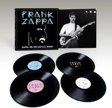 Frank Zappa - Zappa '88: The Last U.S. Show (4 VINYL LP)
