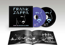 Frank Zappa - Zappa '88: The Last U.S. Show (2CD)