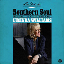 Lucinda Williams - Southern Soul From Memphis To Muscle Shoals (CD)