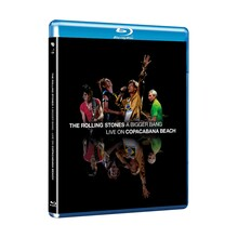 The Rolling Stones - A Bigger Bang Live On Copacabana Beach (BLU-RAY)