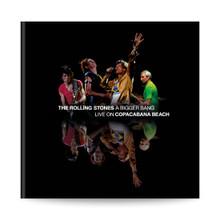 The Rolling Stones - A Bigger Bang Live On Copacabana Beach (HARDBACK 4 DISC SET DVD)