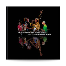The Rolling Stones - A Bigger Bang Live On Copacabana Beach (HARDBACK 4 DISC SET BLU-RAY)