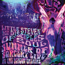 Little Steven - Summer Of Sorcery: Live From The Beacon Theatre (BLU-RAY)