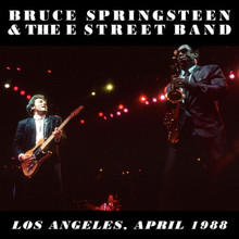 Bruce Springsteen & The E Street Band - LIVE L.A Sports Arena. Los Angeles, CA, April 28 1988 (3 x CD)