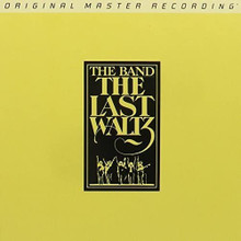 The Band - The Last Waltz (MOBILE FIDELITY 2 DISC SACD)