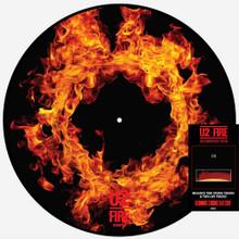 U2 - Fire 40th Anniversary Edition (PICTURE DISC VINYL) RECORD STORE DAY 21