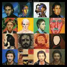 The Who - Face Dances (YELLOW,BLUE 2 VINYL LP) RECORD STORE DAY 2021