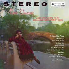Nina Simone - Little Girl Blue 2021 Stereo Remaster (BLUE VINYL LP)