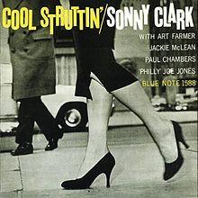 Sonny Clark - Cool Struttin'  (VINYL LP)
