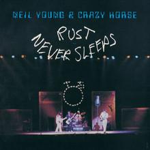 """Neil Young - Rust Never Sleeps (12"""" VINYL LP)"""
