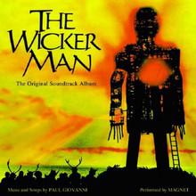 Wicker Man - Paul Giovanni, Magnet OST (YELLOW VINYL LP)