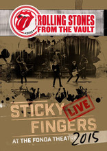 The Rolling Stones: From The Vault - Sticky Fingers Live At The Fonda Theatre 2015 (DVD)
