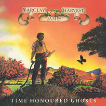 Barclay James Harvest - Time Honoured Ghosts (CD,DVD)
