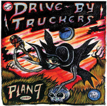 Drive-By Truckers - Plan 9 Records July 13, 2006 (GREEN VINYL 3LP)
