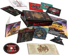 Iron Maiden - Senjutsu (SUPER DELUXE CD, BLU-RAY BOXSET)