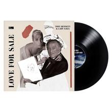 Tony Bennett & Lady Gaga - Love For Sale (VINYL LP)