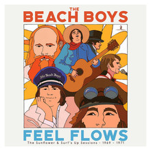 The Beach Boys - Feel Flows Sunflower & Surf's Up Sessions 69-71 (2CD)
