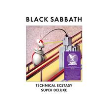 Black Sabbath - Technical Ecstasy (4CD BOXSET SUPER DELUXE)