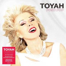 Toyah - Posh Pop (GREY VINYL LP)
