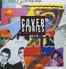 Cover Stories: Five decades of Album Art - Bill Smith Studio (SIGNED HARDBACK BOOK)