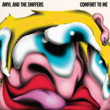 Amyl and The Sniffers - Comfort To Me (RED VINYL LP)