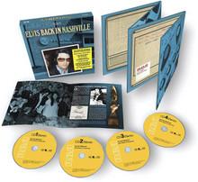 Elvis - Back In Nashville (4CD)