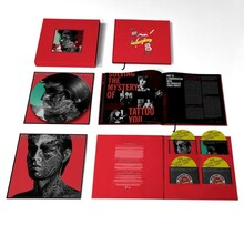 The Rolling Stones  - Tattoo You: 40th Anniversary 2021 Remaster (4CD, VINYL BOXSET)