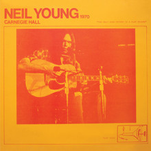 Neil Young - Carnegie Hall 1970 (2CD)