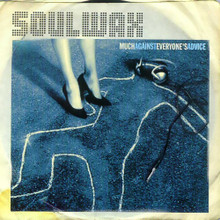 Soulwax - Much Against Everyones Advice (BLUE VINYL LP) LOVE RECORD STORES 21