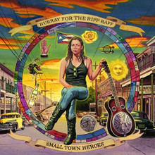 Hurray For The Riff Raff - Small Town Heroes (PURPLE VINYL) LOVE RECORD STORES 21
