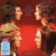 Slade - Old Borrowed And Blue (RED, BLUE SPLATTER VINYL LP)
