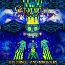 Santana - Blessings And Miracles (CD)