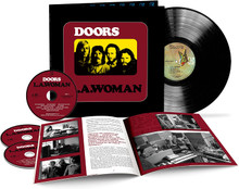 The Doors - L.A. Woman (50th Anniversary Deluxe Edition) (3CD, VINYL LP)
