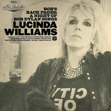 Lucinda Williams - Lu's Jukebox Vol. 3: Bob's Back Pages: A Night Of Bob Dylan Songs (CD)