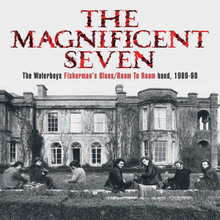 The Waterboys - The Magnificent Seven, Fisherman's Blues/Room To Roam band, 1989-90 (CD,DVD SET)