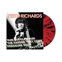 """Keith Richards - Run Rudolph Run (SPLATTER 12"""" VINYL)"""