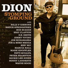 Dion - Stomping Ground (CD)