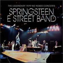 Bruce Springsteen & The E Street Band - The Legendary 1979 No Nukes Concerts (2CD, BLU-RAY) + POSTCARDS