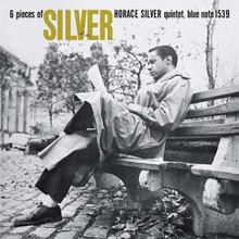 Horace Silver - 6 Pieces Of Silver (VINYL LP)
