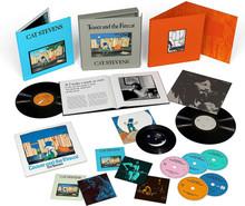 Cat Stevens Yusuf - Teaser and The Firecat (SUPERDELUXE BOXSET CD VINYL)