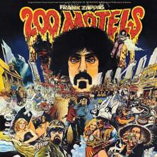 Frank Zappa - 200 Motels Original Soundtrack (2 VINYL LP)