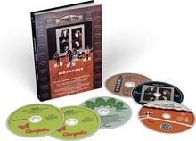 Jethro Tull - Benefit 50th Anniversary (4CD,2DVD BOX)