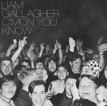 Liam Gallagher - C'MON YOU KNOW (CD)