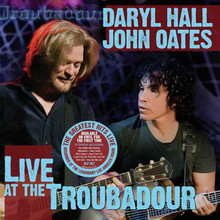 Daryl Hall & John Oates - Live at The Troubadour (3 VINYL LP)