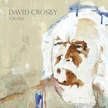 David Crosby - For Free (FRUIT PUNCH VINYL LP)