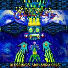 Santana - Blessings and Miracles (SPLATTER VINYL 2LP)
