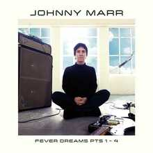 Johnny Marr - Fever Dreams Pts 1-4 (TURQUOISE VINYL 2LP)