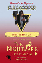 Alice Cooper - Welcome To My Nightmare Special Edition (DVD)